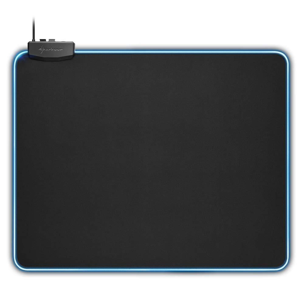 Sharkoon 1337 RGB 359x279x3mm šviečiantis minkštas pelės