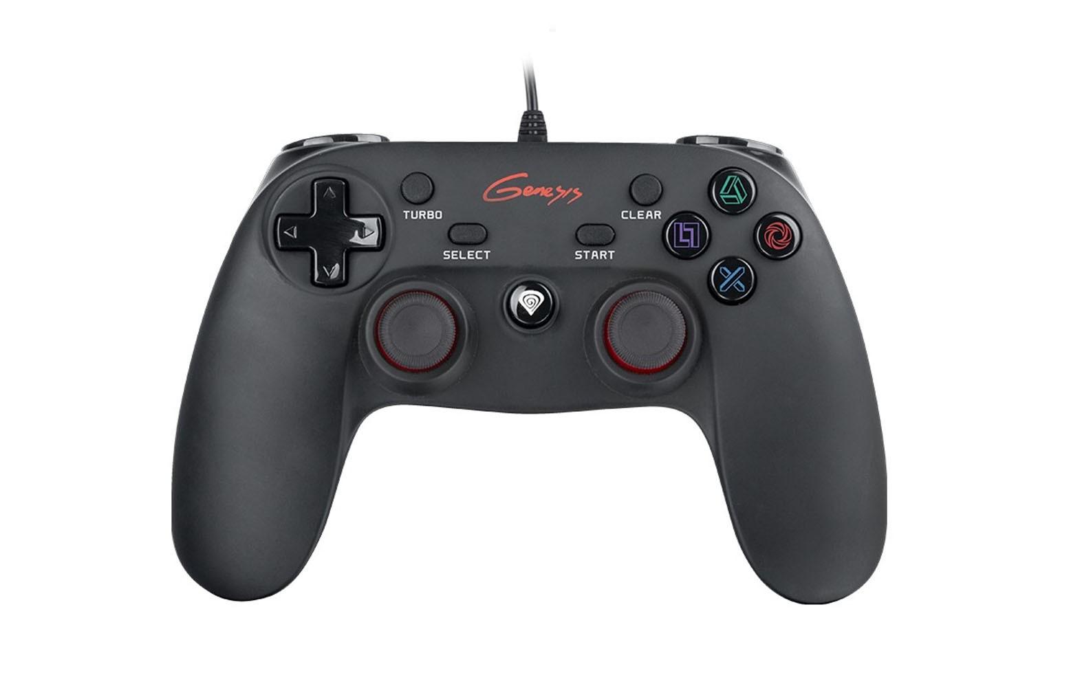 GENESIS P65 laidinis valdiklis PS3/PC