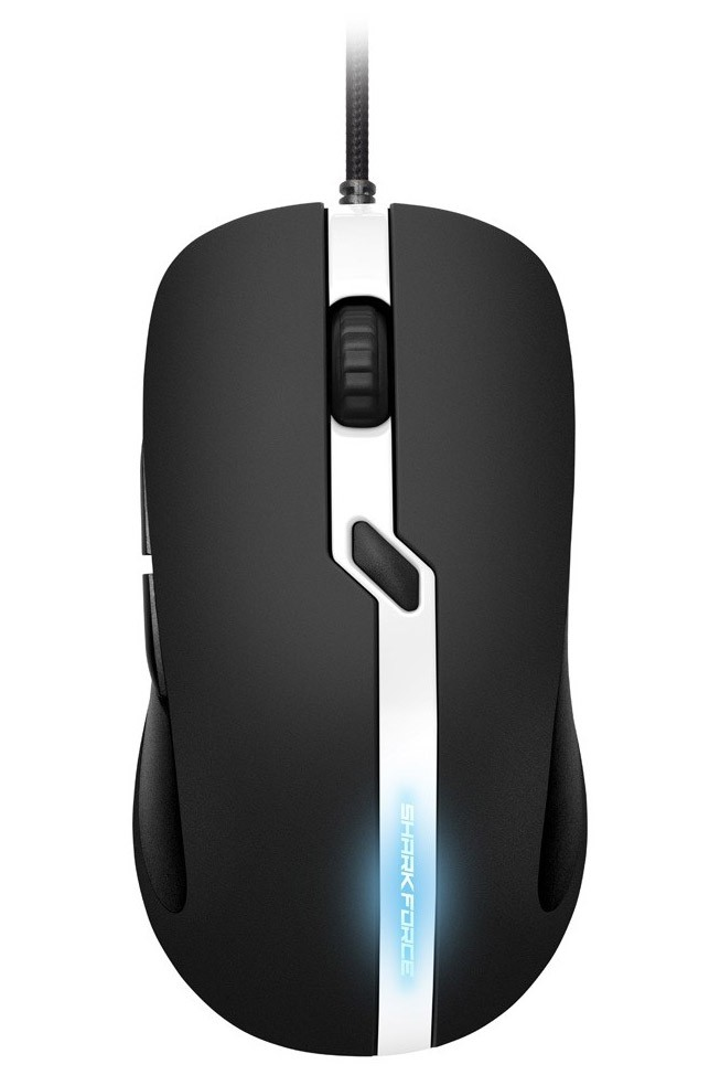 Sharkoon Force Pro Gaming Mouse White