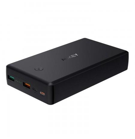 AUKEY 26500mAh Įkroviklis-akumuliatorius (Power Bank) USB/USB-C