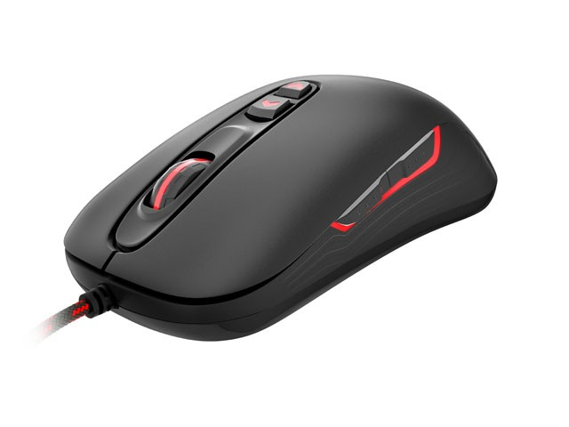 GAMING MOUSE GENESIS KRYPTON 400 5200 DPI WITH SOFTWARE