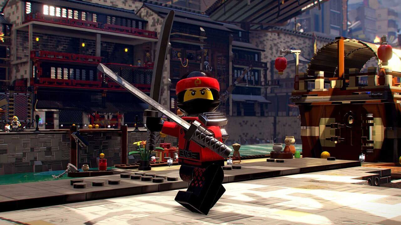 LEGO Ninjago Movie Game: Videogame