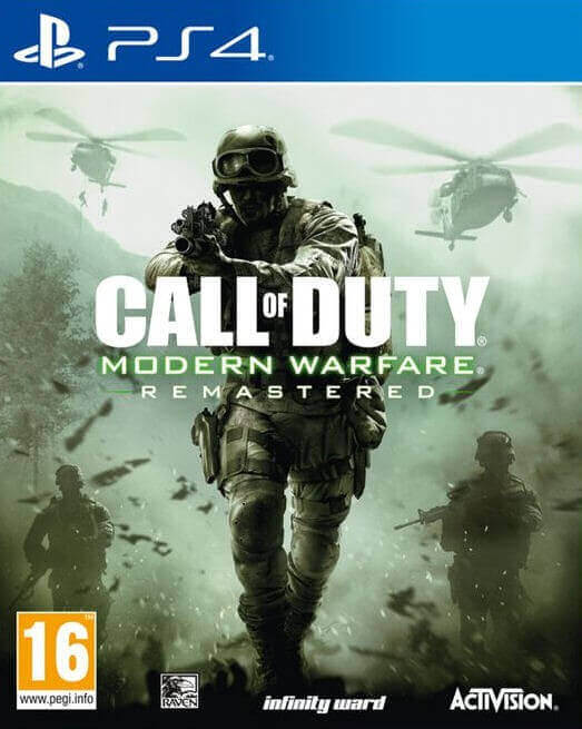Сall Of Duty: Modern Warfare Remastered