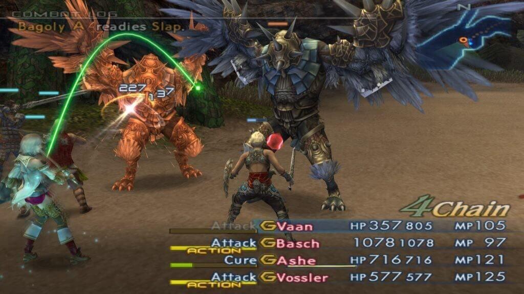 Final Fantasy XII The Zodiac Age Limited Steelbook Edition
