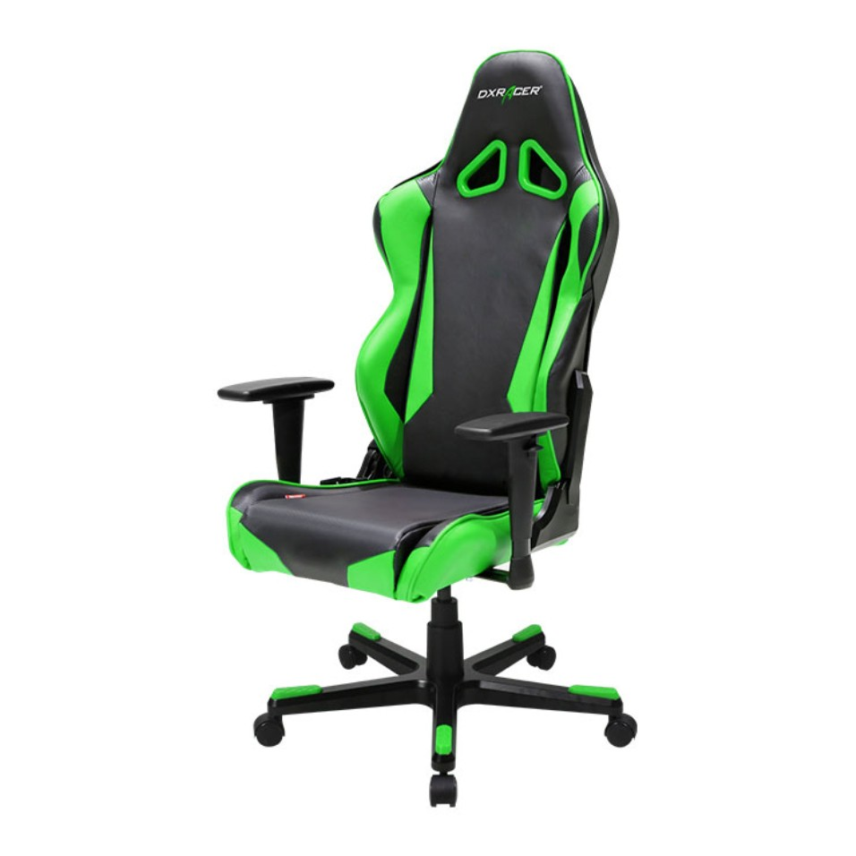 GAMING CHAIR DXRACER RACING SHIELD SERIES R1-NE GREEN