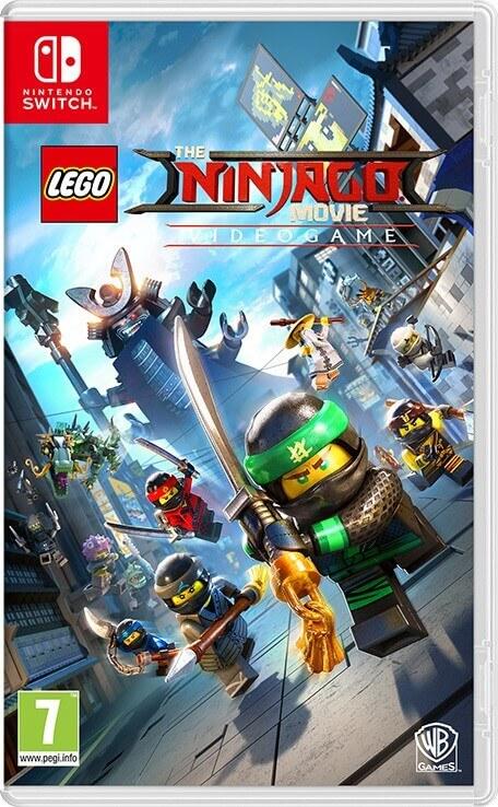 LEGO Ninjago Movie Game: Videogame