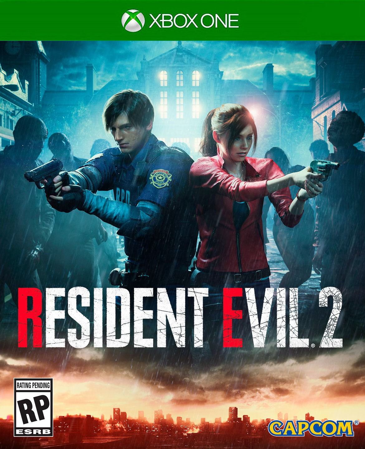 Resident Evil 2 Remake Collector's Edition XBOX