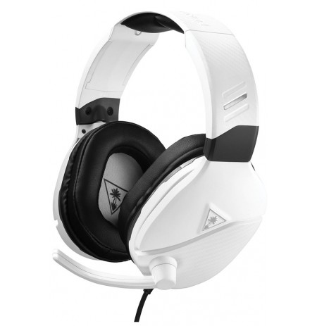 Turtle Beach RECON 200 laidinės baltos ausinės PS4/PC| 3.5mm