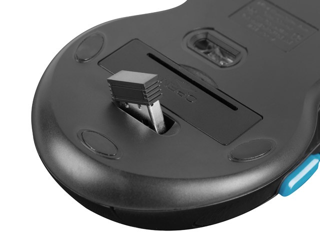 GAMING MOUSE FURY STALKER WIRELESS 2000DPI