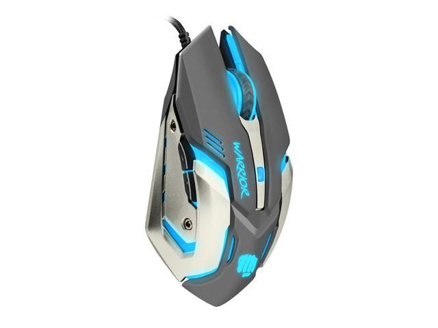 FURY WARRIOR laidinė optinė pelė | 4800 DPI