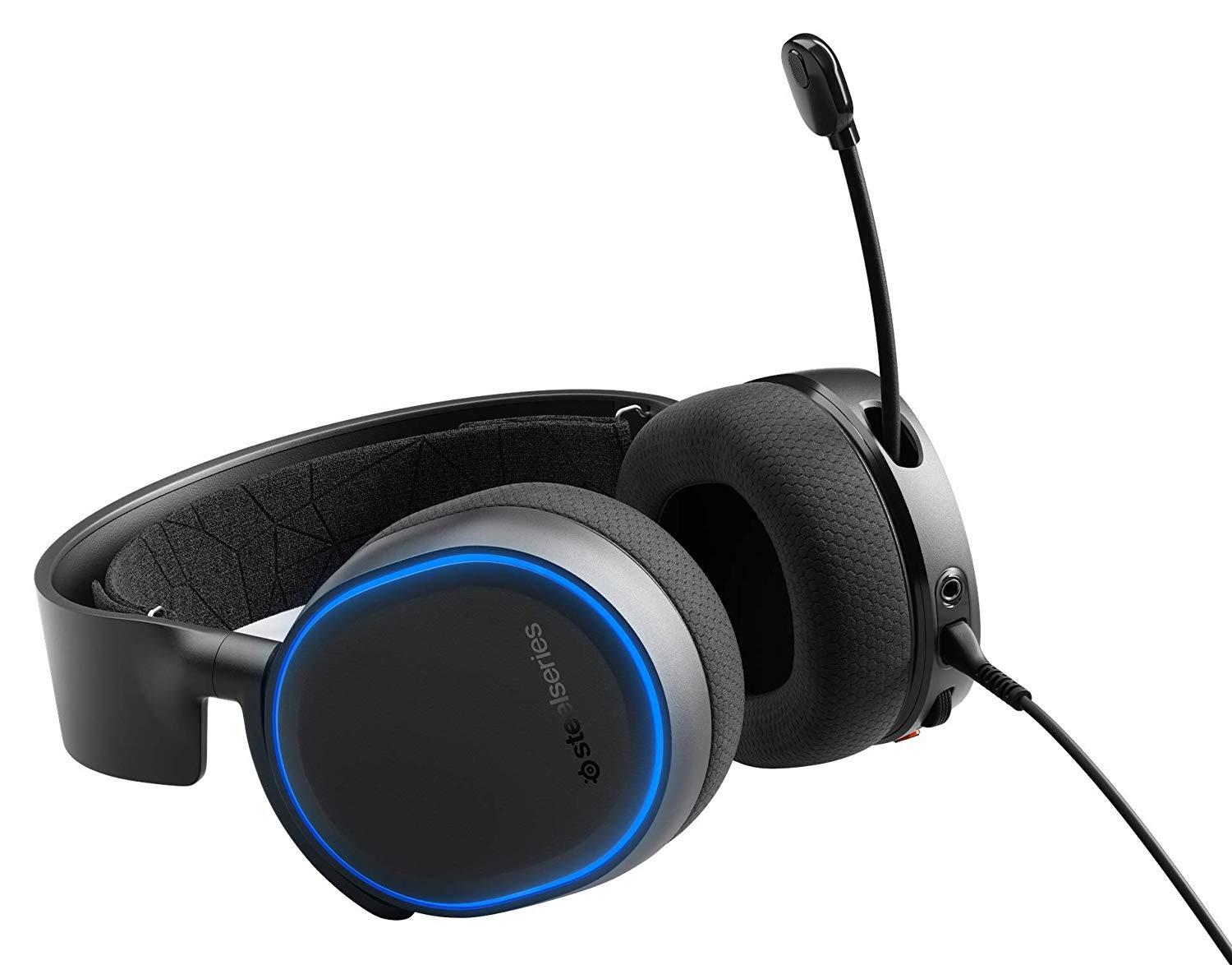 Steelseries Arctis 5 Black (2019 Edition) gaming headset