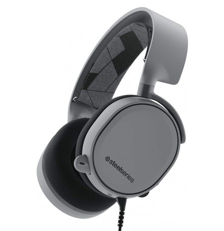 Steelseries Arctis 3 Slate Grey žaidimų ausinės