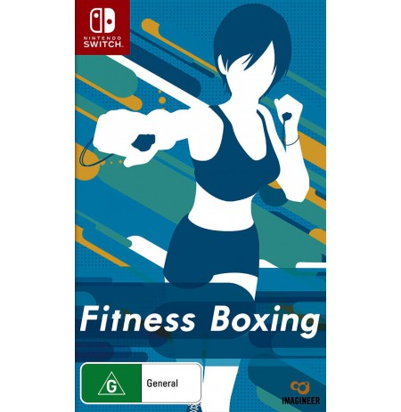 Fitness Boxing XBOX
