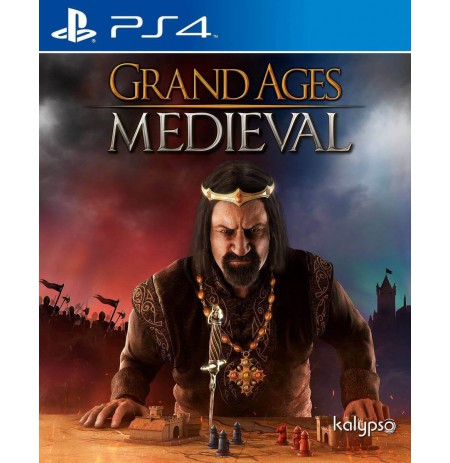 Grand Ages: Medieval PS4