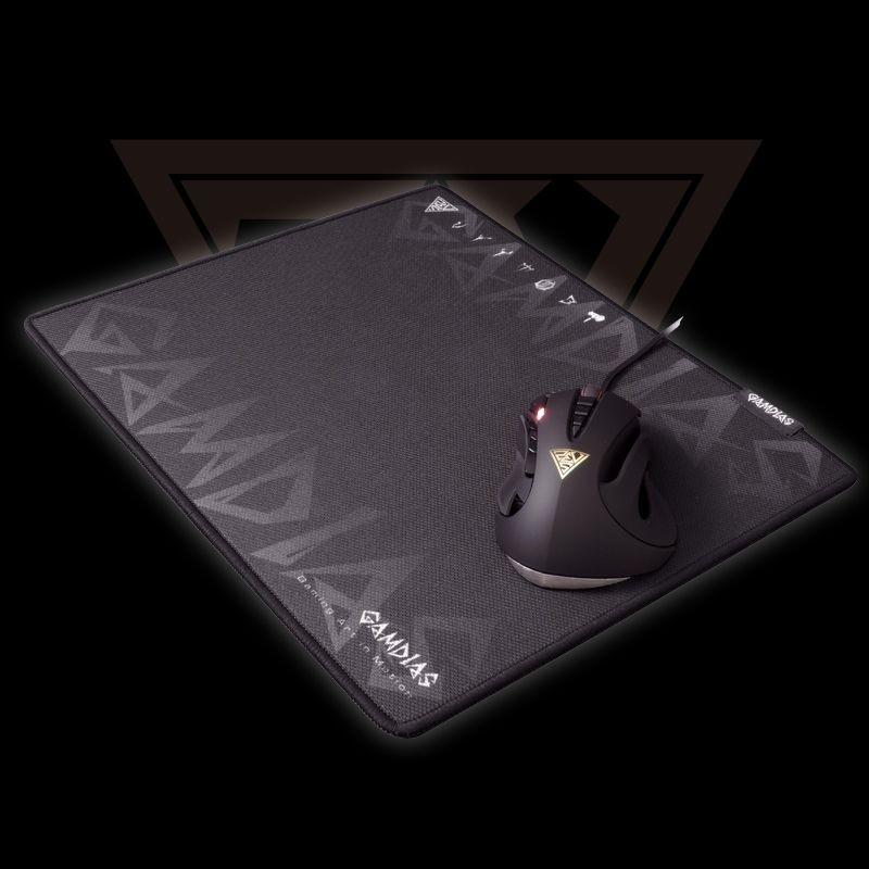 Gamdias NYX-Control type Edition Large 430x350x4mm pelės kilimėlis
