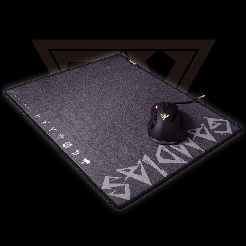 Gamdias NYX-Speed type Edition Large 430x350x4mm pelės kilimėlis