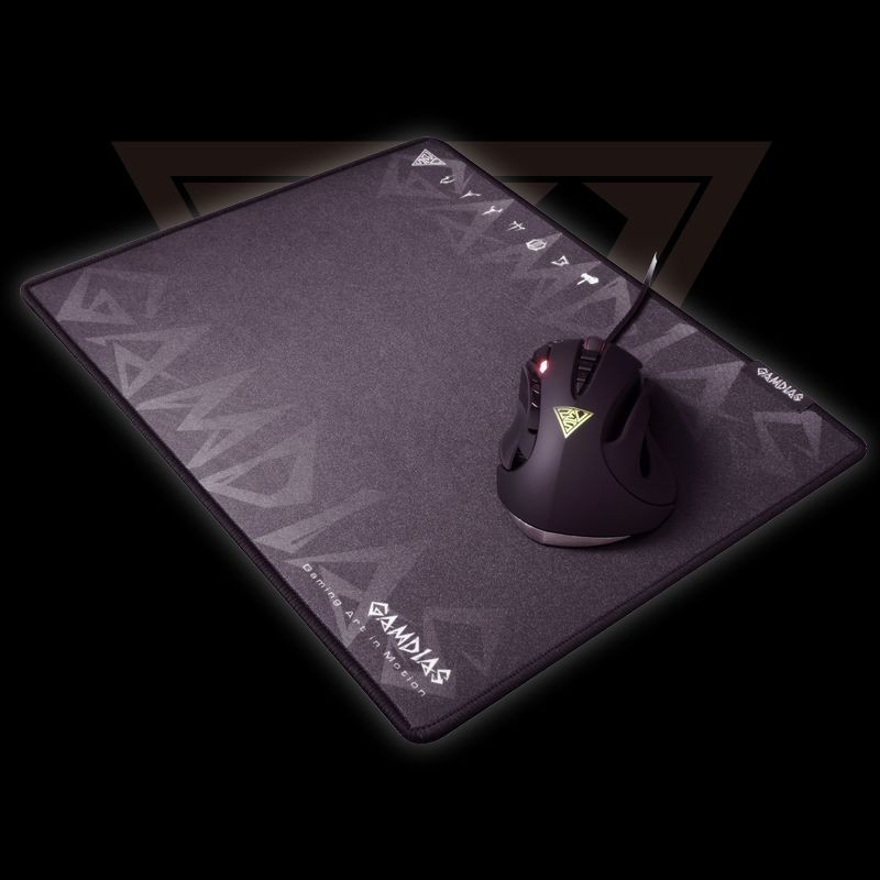 Gamdias NYX-Speed type Edition Medium 350x280x4mm pelės kilimėlis