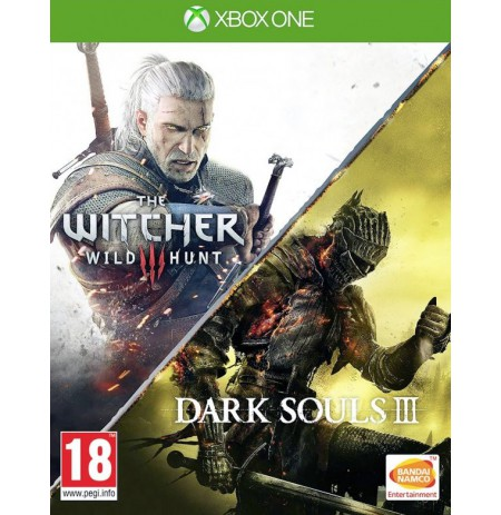 The Witcher 3 Wild Hunt + Dark Souls III