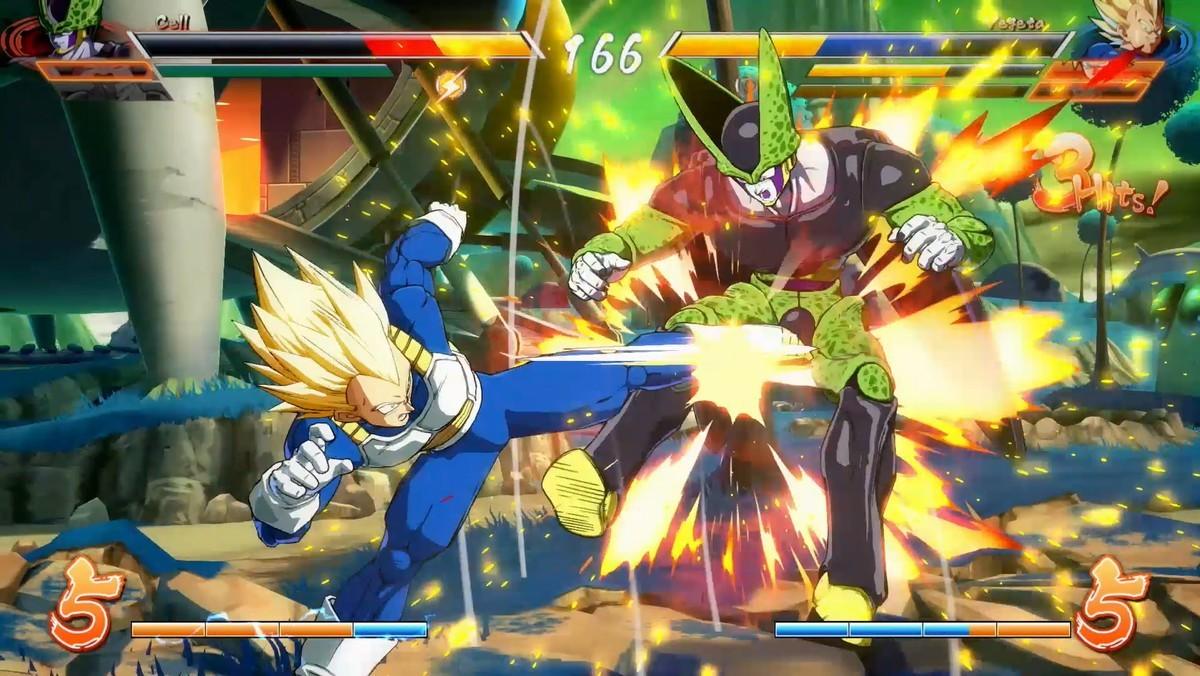 Dragon Ball Fighterz + Dragon Ball Xenoverse 2