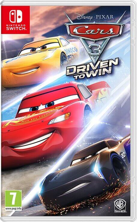 Cars 3: Driven to Win XBOX