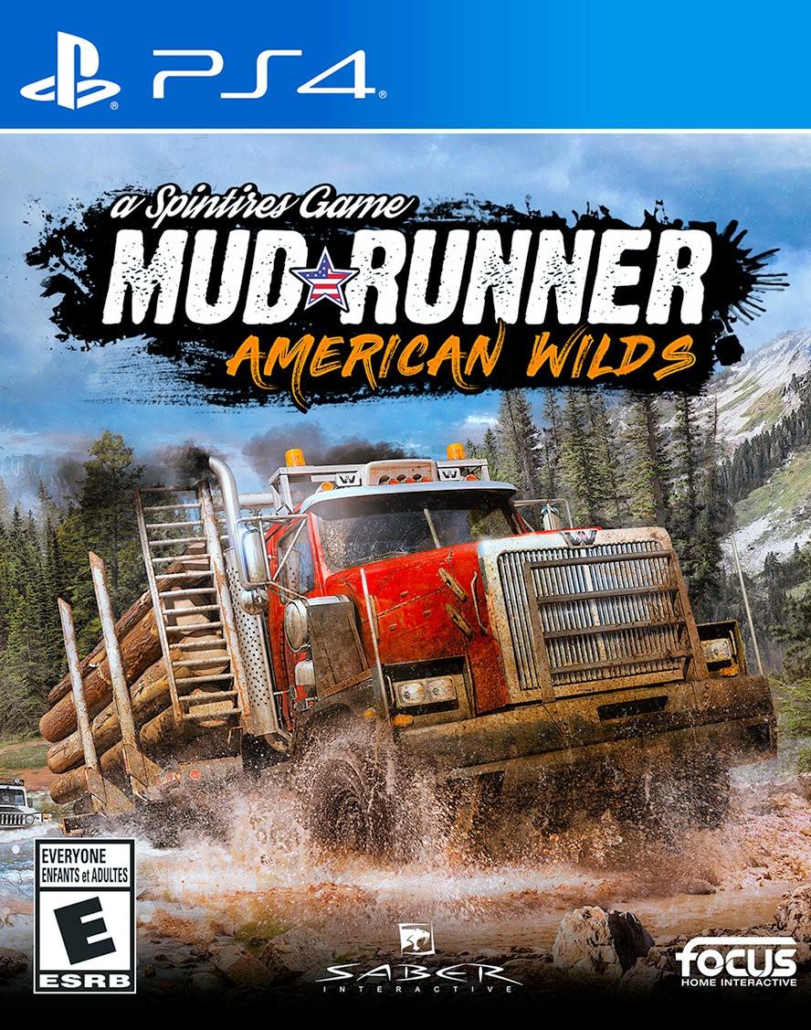 Spintires: MudRunner - American Wilds Edition
