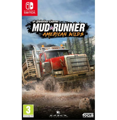 Spintires: MudRunner - American Wilds Edition XBOX