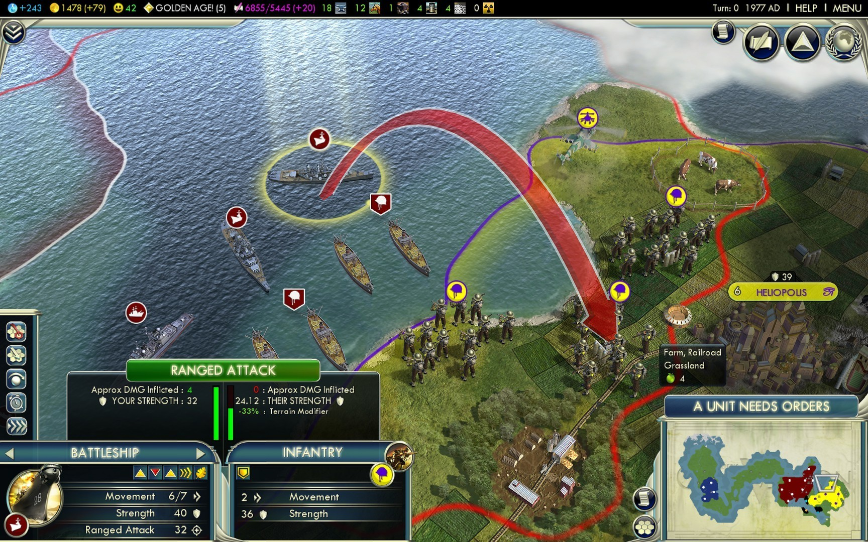 Sid Meier's Civilization V Game of the Year Edition