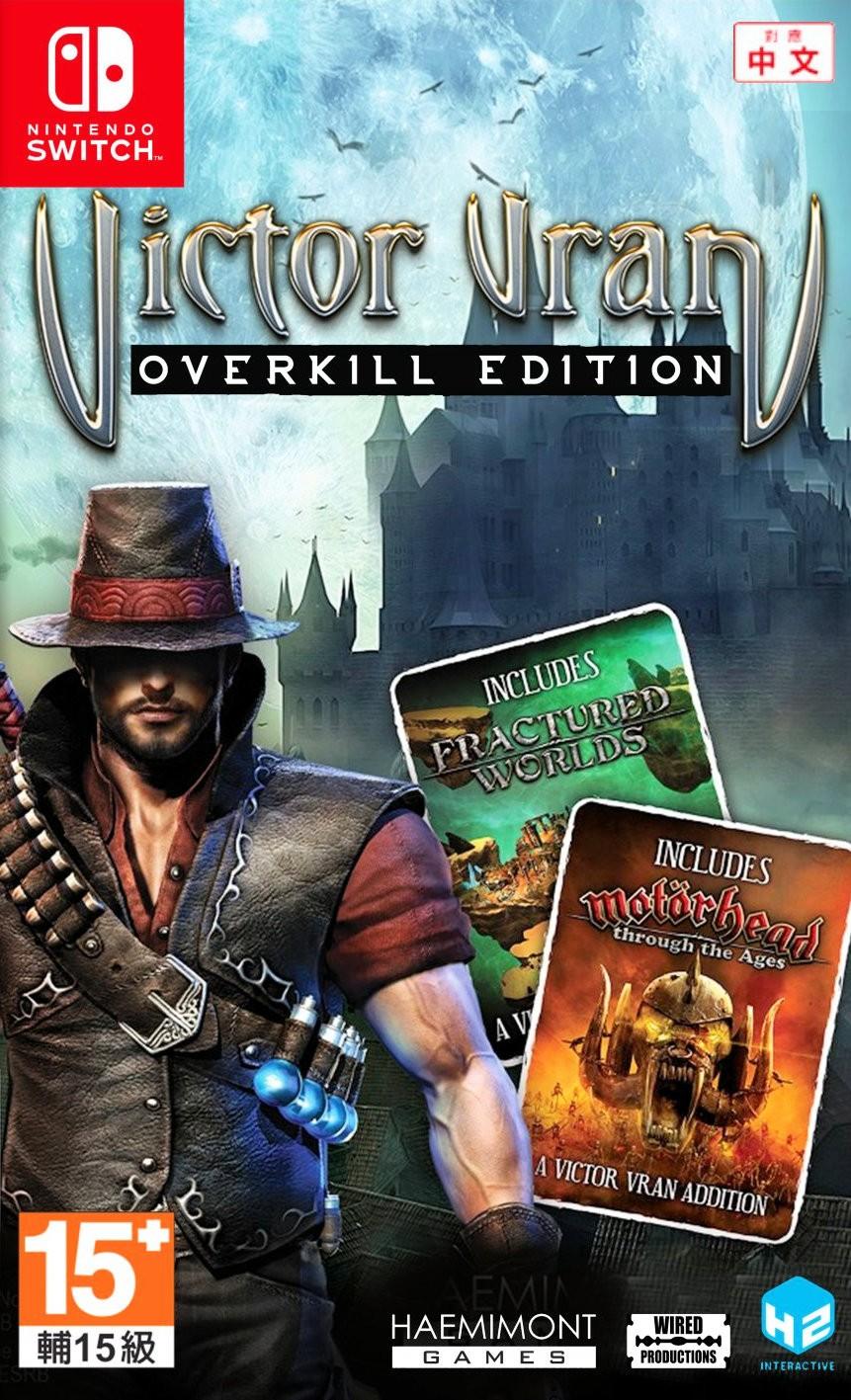 Victor Vran Overkill Edition XBOX