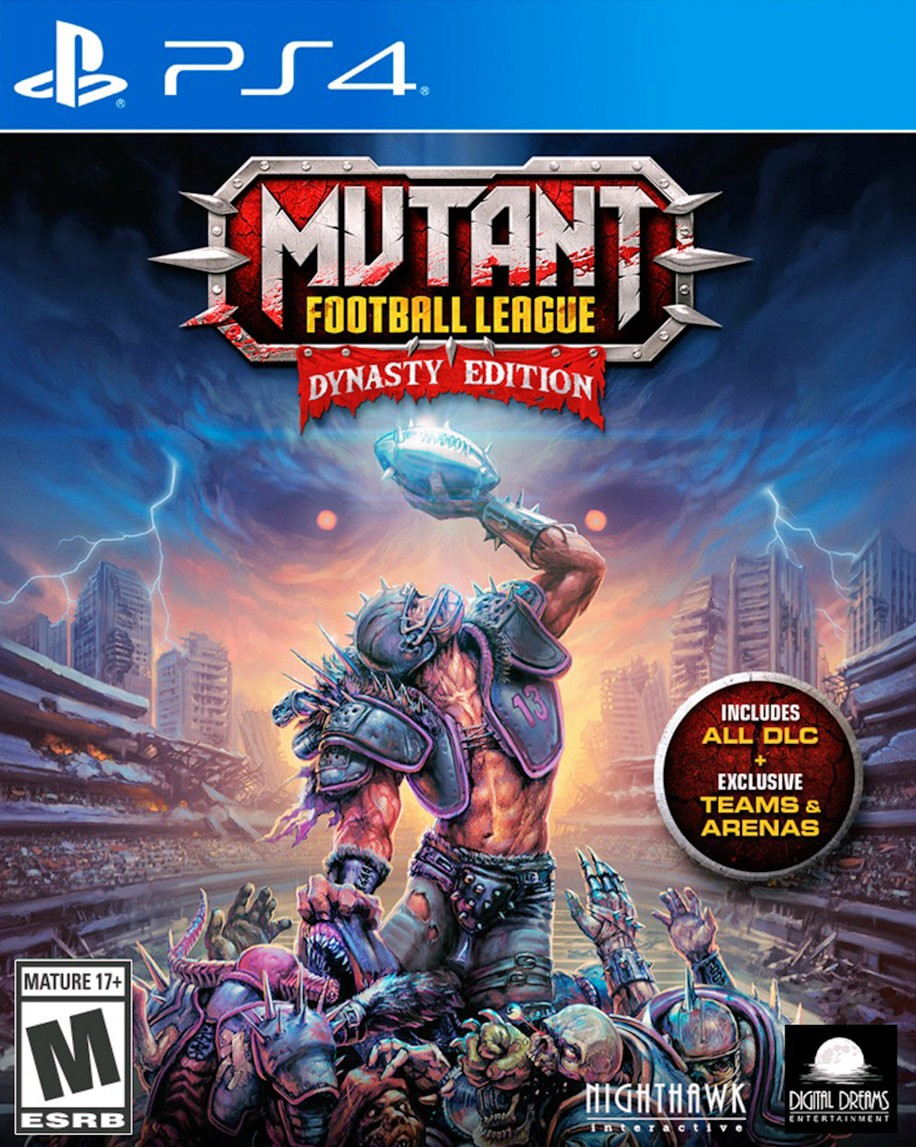 Mutant Football League - Dynasty Edition