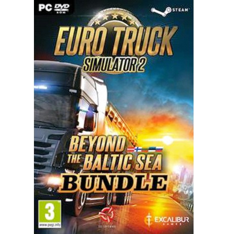 Euro Truck Simulator 2 + Beyond the Baltic Sea Expansion