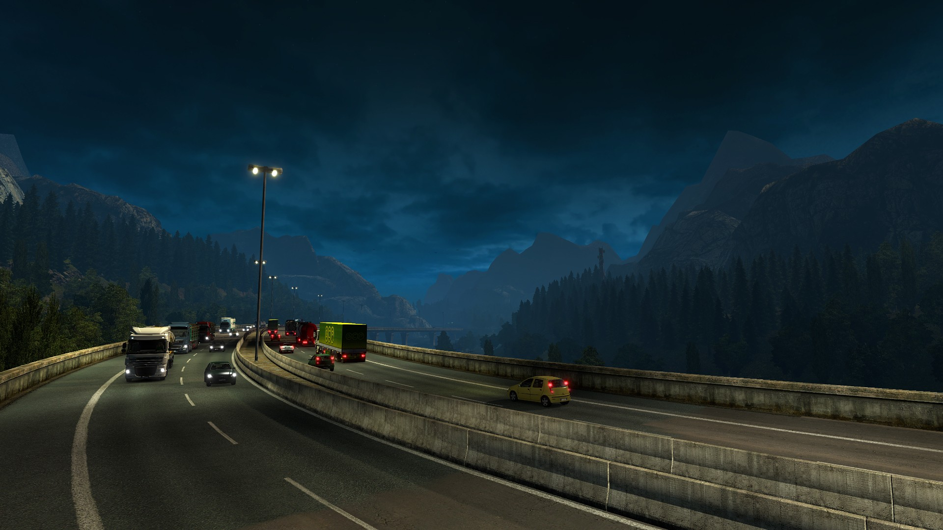 Euro Truck Simulator Mega Collection 2