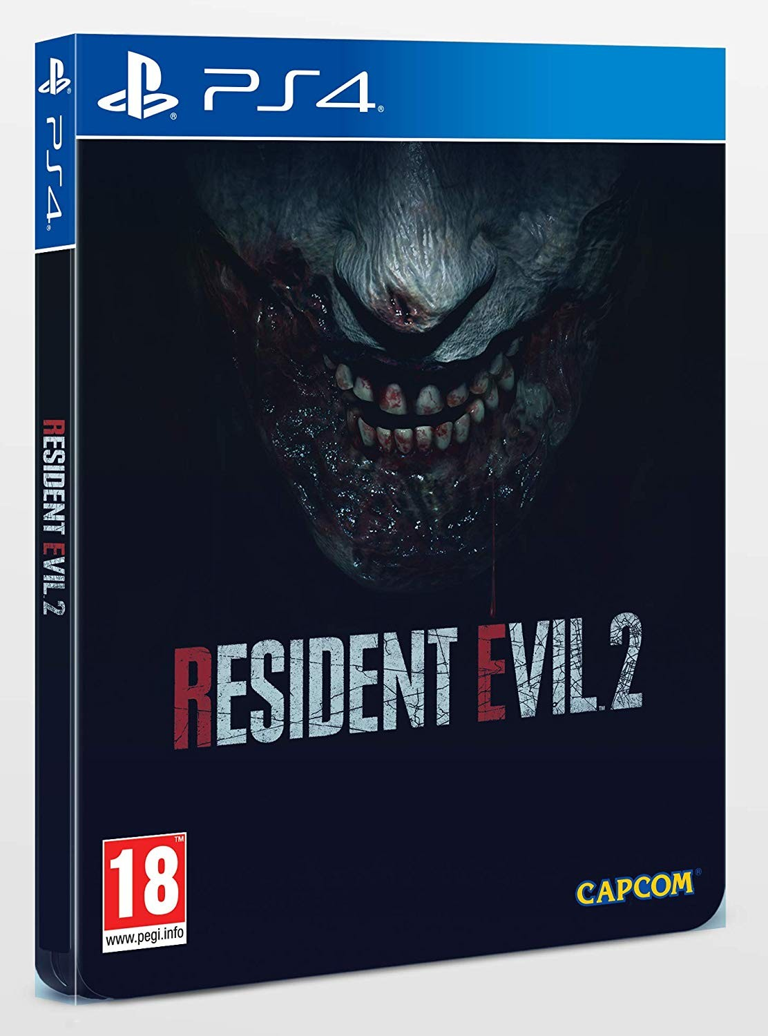 Resident Evil 2 Remake Steelbook Edition PS4