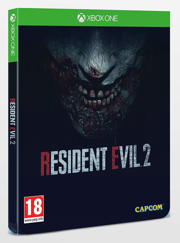 Resident Evil 2 Remake Steelbook Edition XBOX