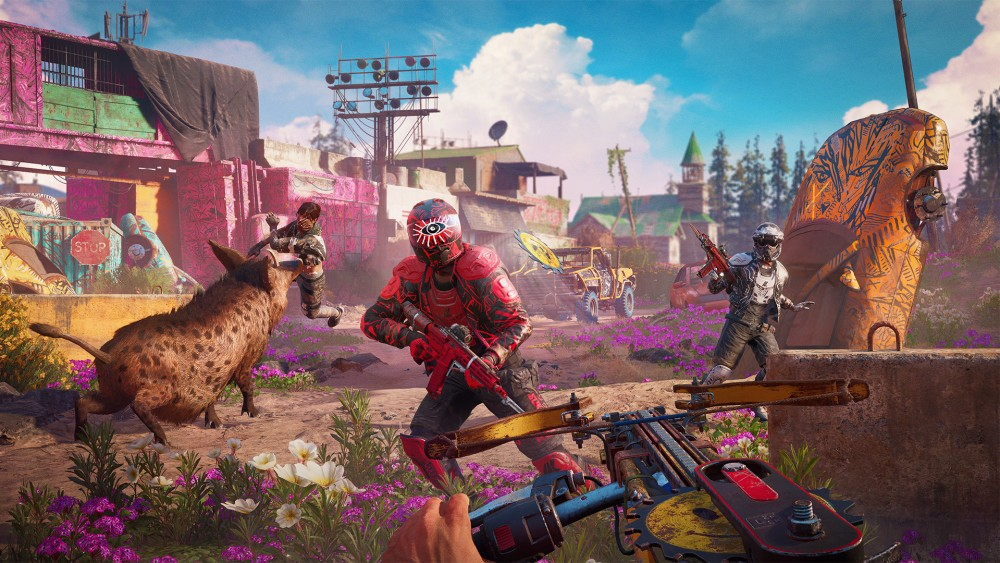 Far Cry New Dawn Superbloom Edition