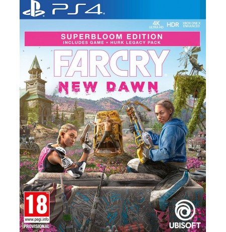 Far Cry New Dawn Superbloom Edition PS4