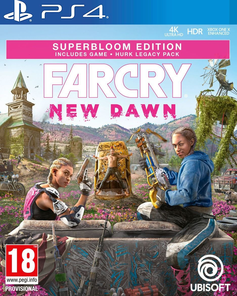 Far Cry New Dawn Superbloom Edition PS4
