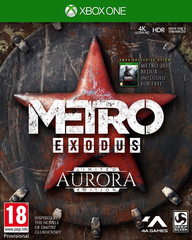 Metro Exodus Aurora Edition XBOX