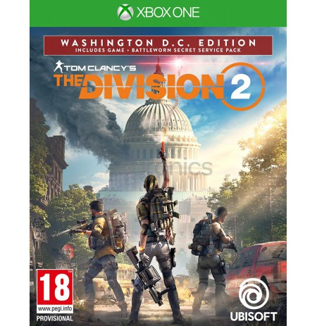 Tom Clancy's The Division 2 Washington, D.C. Edition XBOX