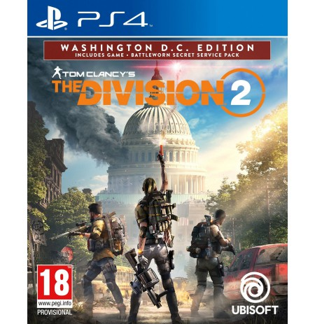 Tom Clancy's The Division 2 Washington, D.C. Edition PS4
