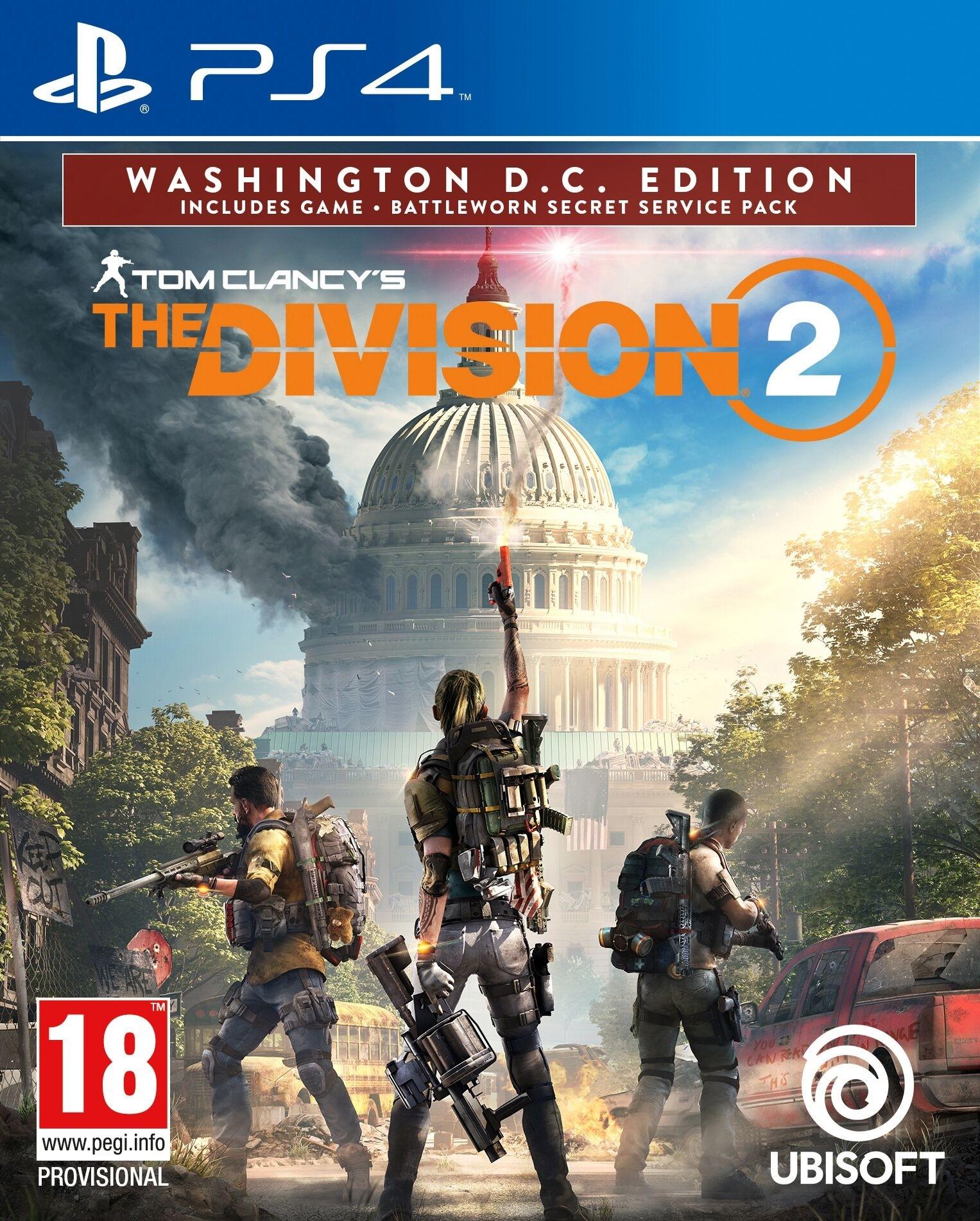 Tom Clancy's The Division 2 Washington, D C  Edition