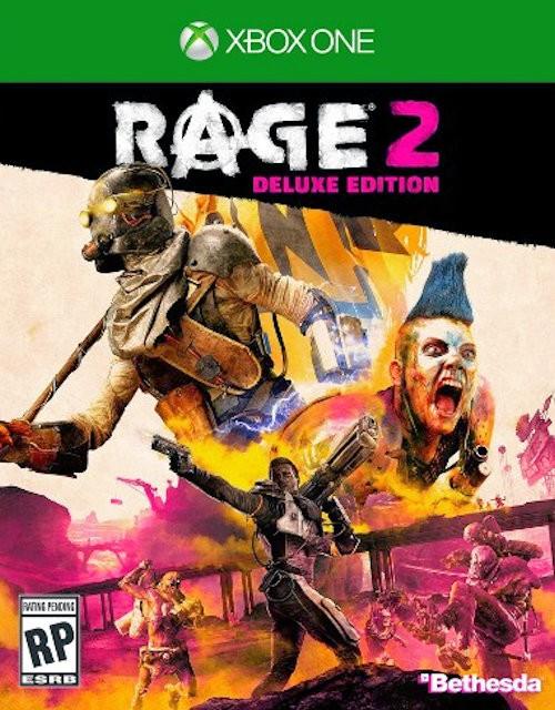 Rage 2 Deluxe Edition XBOX