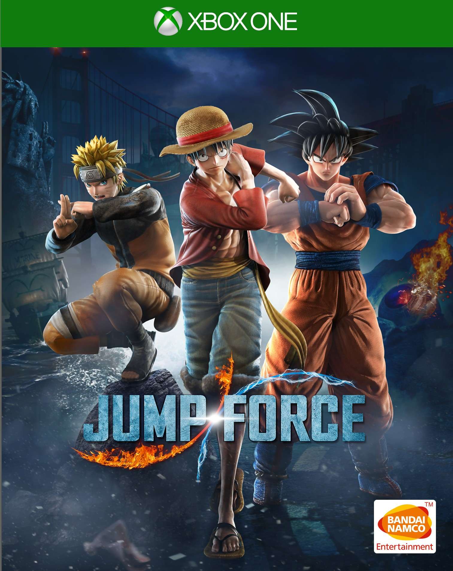 Jump Force XBOX