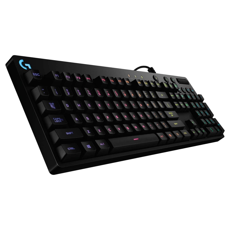 LOGITECH G810 Orion Spectrum RGB Mechanical Gaming Keyboard (RU)