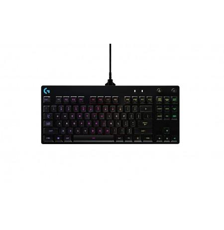 LOGITECH G Pro mechaninė klaviatūra US