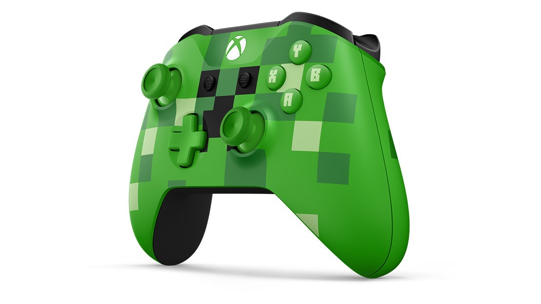 Xbox Wireless Controller – Minecraft Creeper