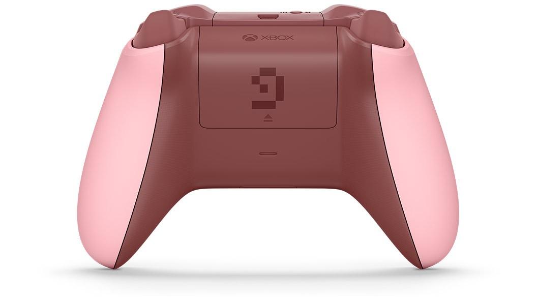 Xbox One belaidis valdiklis su 3.5mm jungtimi (Minecraft Pig)