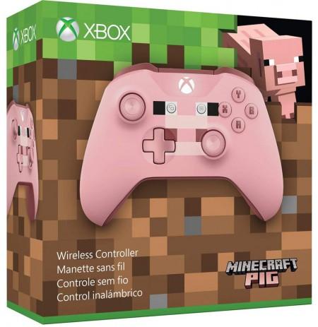 Xbox One belaidis valdiklis su 3.5mm jungtimi (Minecraft Creeper)