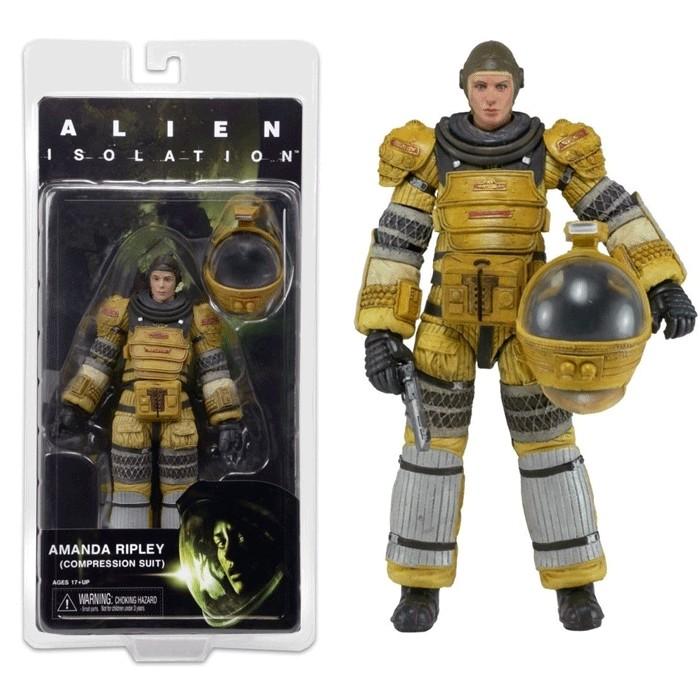 ALIENS ISOLATION - SERIES 6 AMANDA RIPLEY (SPACESUIT) Figurine