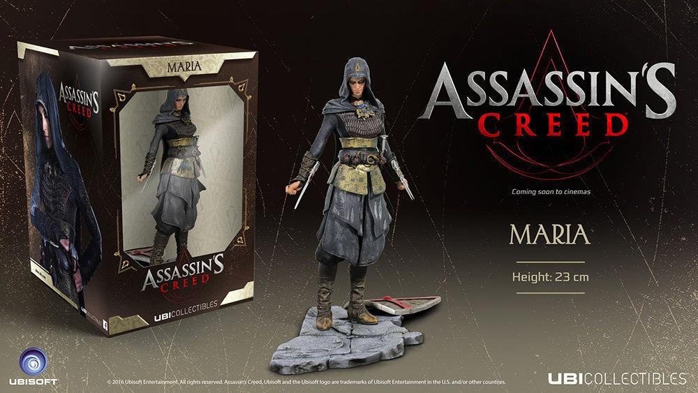 Assassin's Creed Maria (Ariane Labed) statula | 23cm