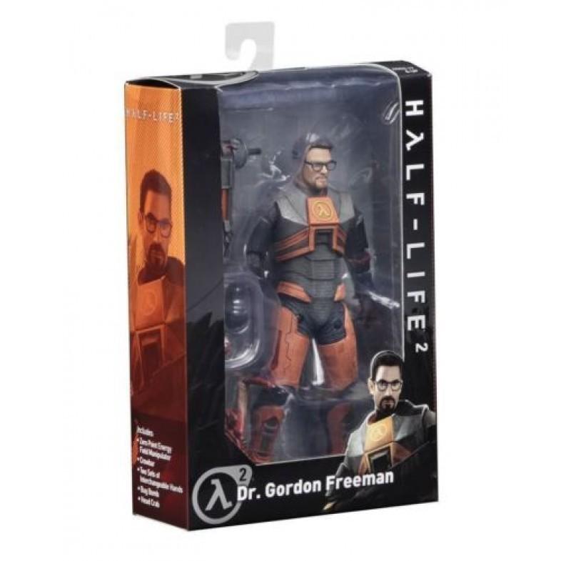 Half-Life: Dr. Gordon Freeman Action Figure (18cm)